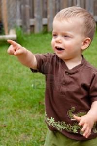 gesta pokazivanja