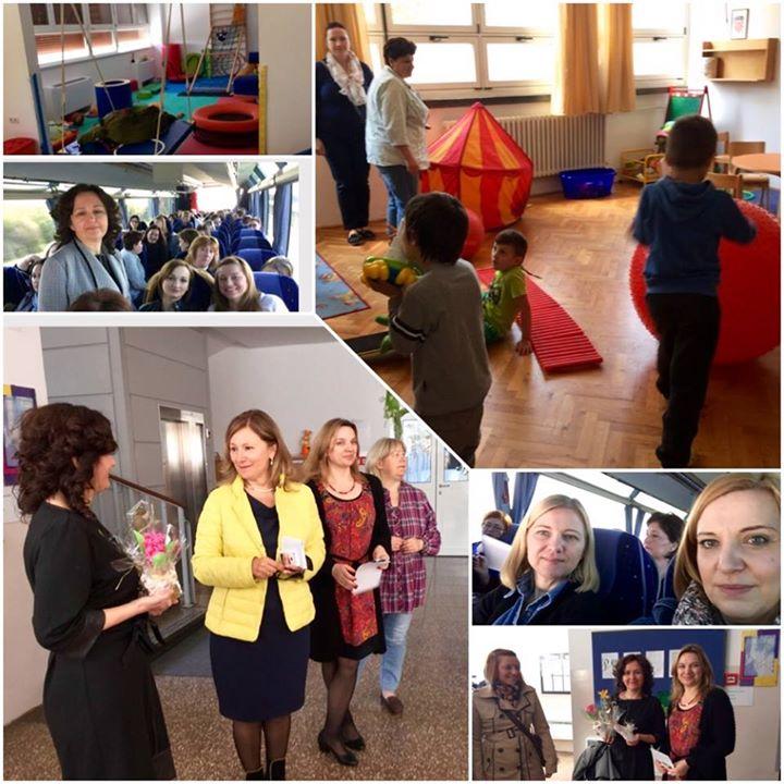 Posjet Centru Za Odgoj I Obrazovanje Slava Raskaj